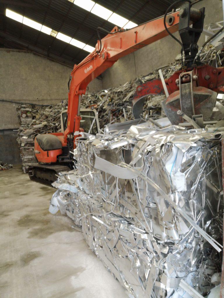 Ankara Hurdacı ihtiyaçlarınız için Sezgen Metal